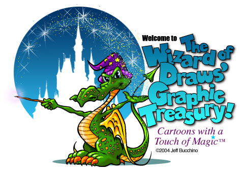 welcome to the wizrd of draws' graphic treasury!